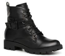 64682 Stiefeletten & Boots in schwarz