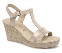 Hauto Sandalen in beige