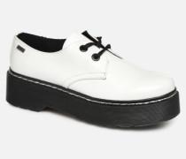 50713 Schnürschuhe in weiß