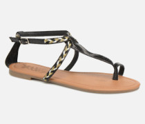 Kiss 033550 Sandalen in schwarz