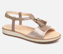 Wokabi soft Sandalen in beige