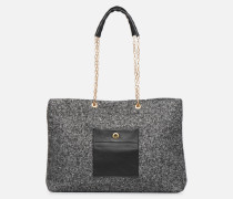 MEREDITH Handtasche in schwarz