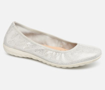 Gina Ballerinas in silber