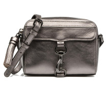 Mab Camera bag Handtasche in silber
