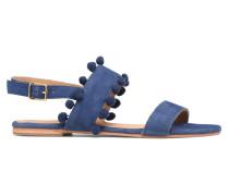 Bombay Babes Sandales Plates #2 Sandalen in blau