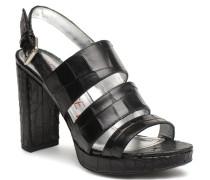 Elisa 7 Sandal Strap Sandalen in schwarz