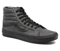 Sk8Hi Reissue Sneaker in schwarz