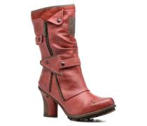 Lazlo Stiefeletten & Boots in rot