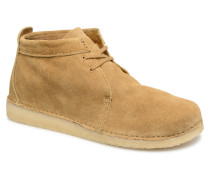 Ashton Boot M Stiefeletten & Boots in beige