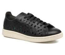 Stan Smith Cutout W Sneaker in schwarz