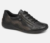 Caroline Sneaker in schwarz