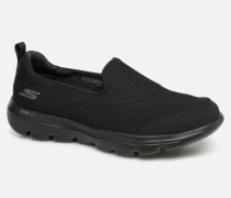 Go Walk Evolution Ultra Sneaker in schwarz