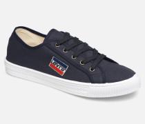 Levi's Malibu Sportswear Sneaker in blau