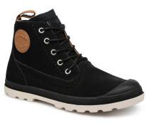 London Lp Mid W Stiefeletten & Boots in schwarz