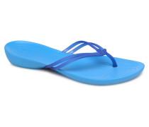 Isabella Flip W Zehensandalen in blau