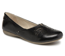 Fiona 45 Slipper in schwarz