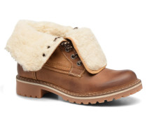 Guibaj Stiefeletten & Boots in braun