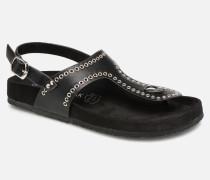 BRADFORD Sandalen in schwarz