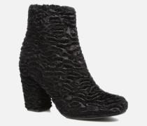 Diana Stiefeletten & Boots in schwarz