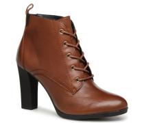 Nanni 2A Stiefeletten & Boots in braun