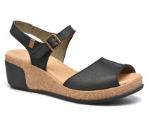 Leaves N5000 Sandalen in schwarz
