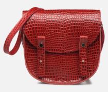 MINI LUNE Handtasche in rot