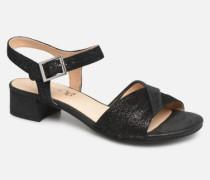 Cacilie Sandalen in schwarz