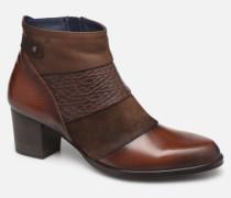 Zuma 8028 Stiefeletten & Boots in braun