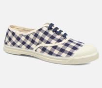 Tennis Vichy Lin Sneaker in blau
