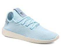 Pharrell Williams Tennis Hu Sneaker in blau