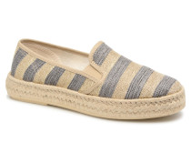 Vincou Espadrilles in goldinbronze