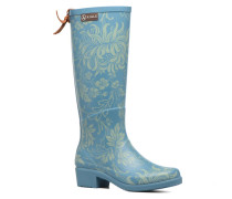 Miss Juliette A Stiefel in blau