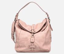 Bernadette Hobo Bag Handtasche in rosa
