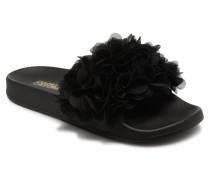 Daria Clogs & Pantoletten in schwarz