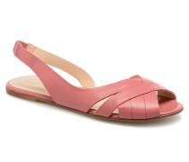DOUSSOU Sandalen in rosa