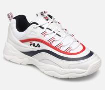 Ray Low Wmn Sneaker in mehrfarbig