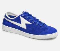 Ziggy Mens Shoes Sneaker in blau
