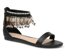 LARYSA Sandalen in schwarz