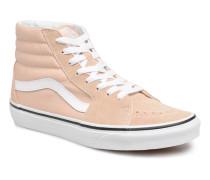 SK8 Hi W Sneaker in beige