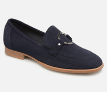 Chantry R Loafer Slipper in blau