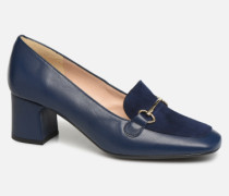 Somors Soft Pumps in blau