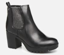 48455 Stiefeletten & Boots in schwarz