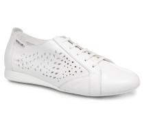Belisa Perf Sneaker in weiß