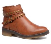 Teki Stiefeletten & Boots in braun