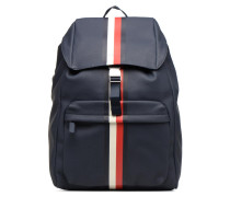 BLOCK STRIPE BACKPACK Rucksäcke für Taschen in blau