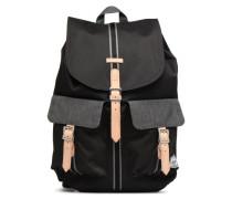 Dawson Offset Rucksäcke für Taschen in schwarz
