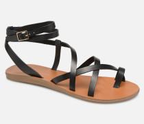 GLUDDA Sandalen in schwarz