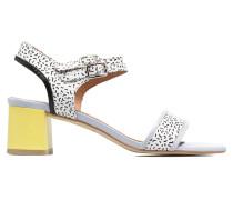 Pastel Belle #11 Sandalen in mehrfarbig