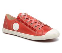 Bump Sneaker in rot