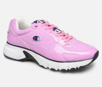 Cwa1 Patent Sneaker in rosa